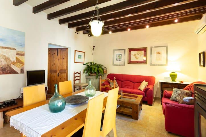 Nice villa in Mallorca (Tramuntana)