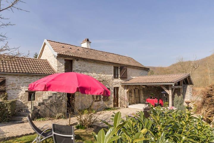Burgundian detached house