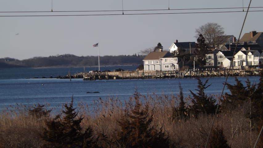 "Seaside ""Borough East""of Stonington, CT - Stonington - Daire"