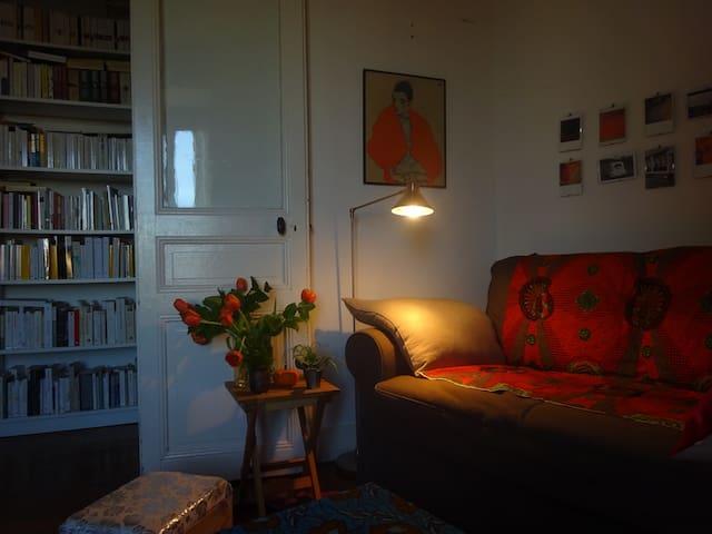 Nice apartment close to Paris (Les Lilas) - Les Lilas - Apartment