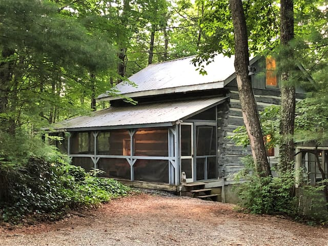 NEW listing! A log cabin built in 1890