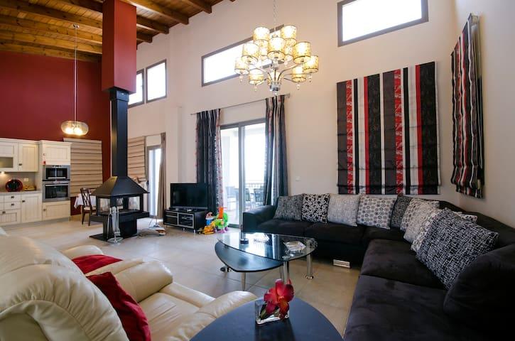 Villa de Felicidade - Vafes - Rumah