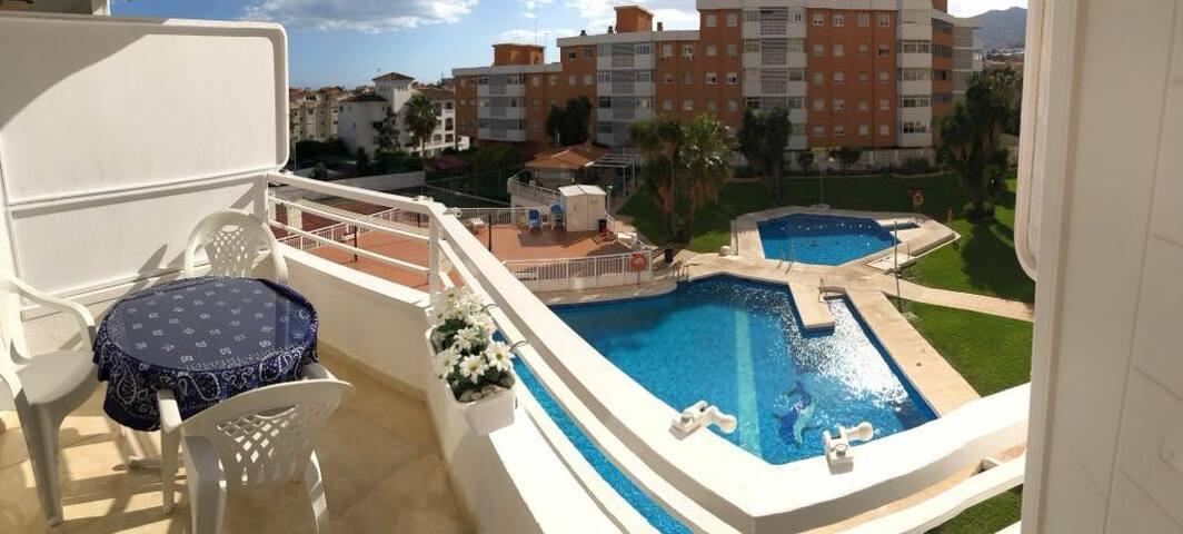 Apartment in Torremolinos/Benalmádena