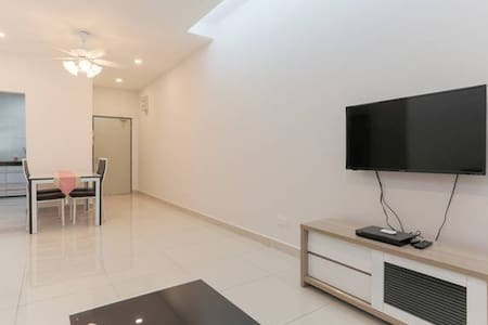 Free wifi apartment in Kuala Lumpur - Lakás