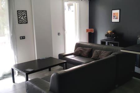Annecy - T3 moderne et tout équipé avec balcon