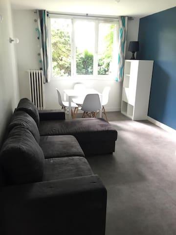 Chambre privée dans appartement sur CAMPUS