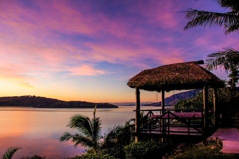 Hangbed, privézwembad en Maids-Priti 's Paradise