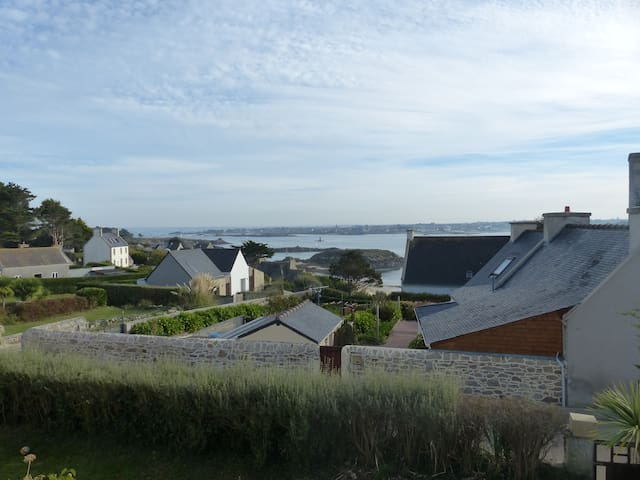Maison vue mer entièrement rénovée Ile de Batz - Île-de-Batz - Dom