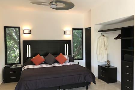 Villa Abundancia - Peaceful Welcoming Jungle Space - Lakás