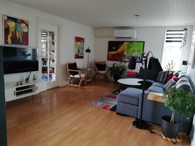 Dejligt hus 15 km fra Billund Lufthavn og Legoland