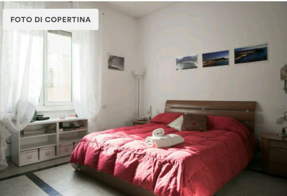App¹: camera da letto