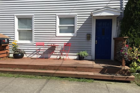 Spacious 2 bedroom fully equipped downtown apt. - Juneau - Apartment