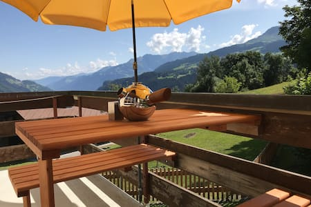 82m² with a sunny south balcony just for you!