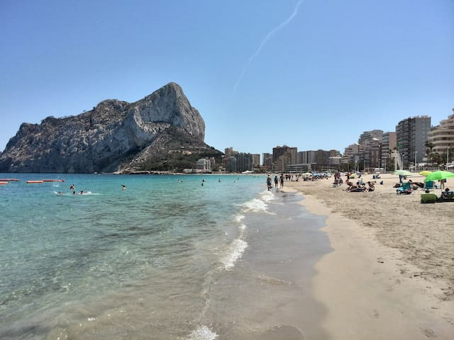APARTMENT IN CALPE - Calp - Apartment
