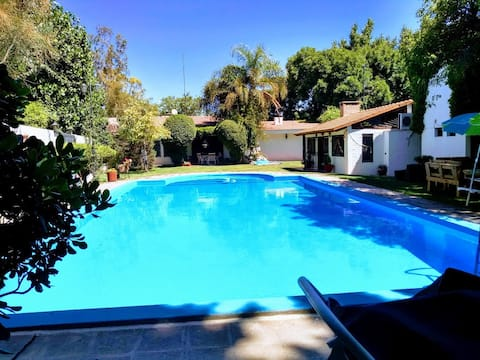 """Country house Los Aromos 5"""" from San Juan city, AR"""