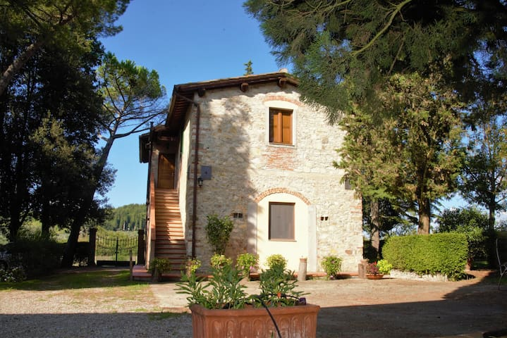La Tinaia countryhome with a view near Florence