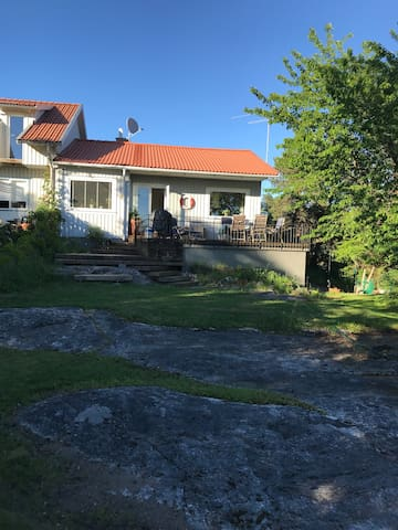 Beautiful house 10 min to central  Stockholm