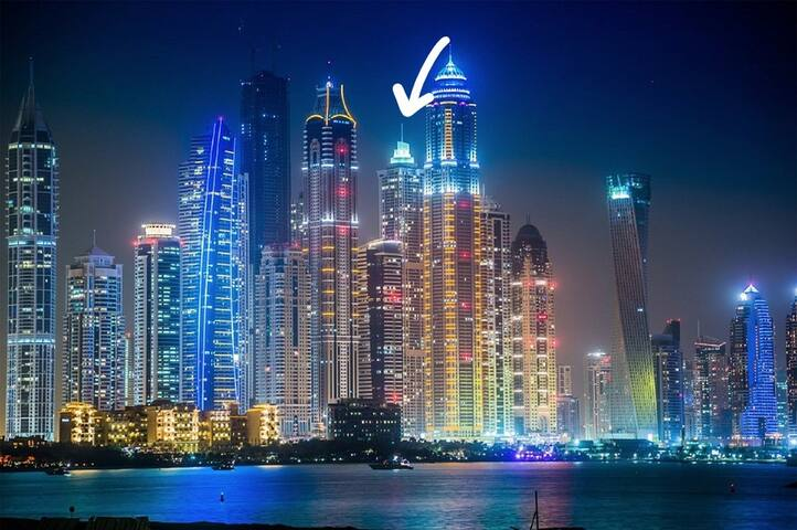 5***** Experience | Luxury Apartment, DUBAI MARINA