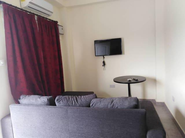 1 bedroom at Haatso