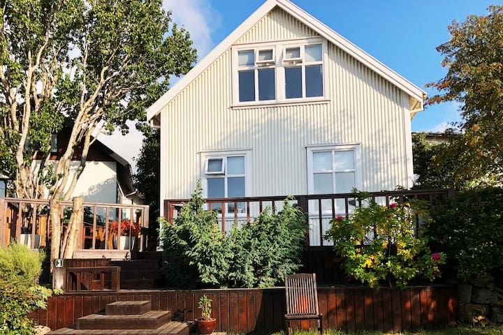 Charming family house in Reykjavik area