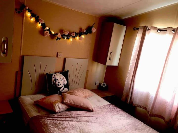 Beautiful design 2 bedroom caravan