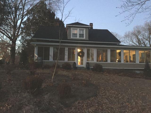 Charming home near the Cheaspeake Bay