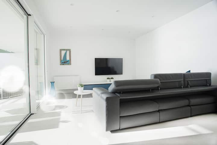 Gli Scogli Luxury Residence - App  in riva al mare