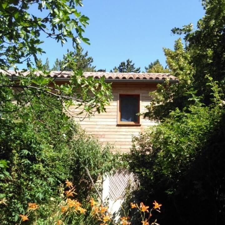 Bedroom (2) in a Cevenol village near le Vigan