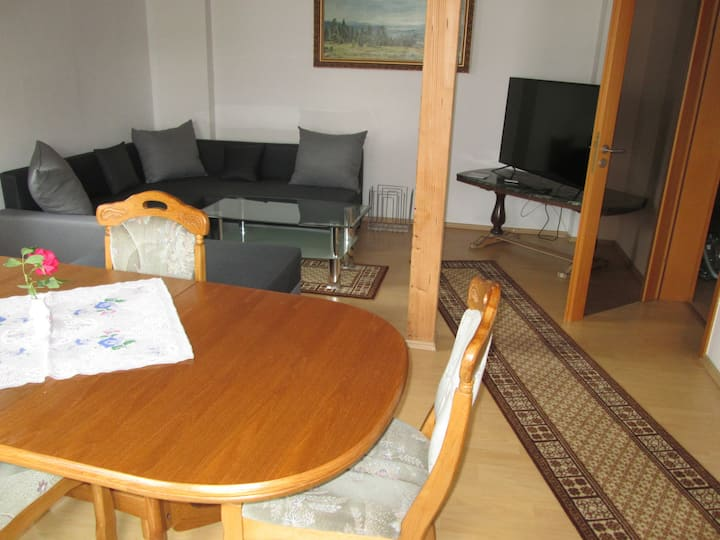 Condo 2rooms 82 m² 8miles north of Lake Constance