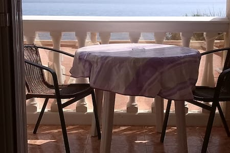 Apartamento con vistas al mar. - Adra - Byt