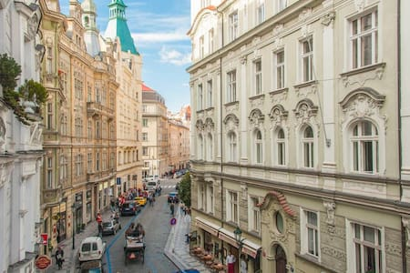 The BEST place in Prague - Old Town