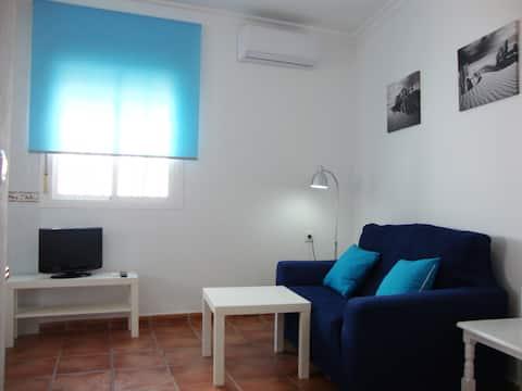 Un apartamento ideal.