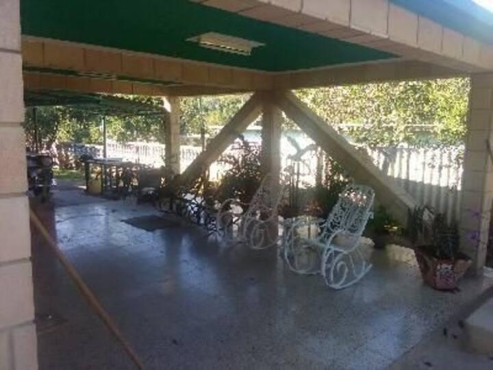 Casa Rasciel La Cascada Room 2 (Soroa)