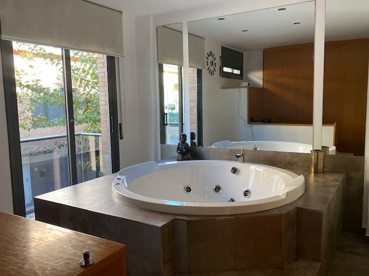 Suite de luxe de 60 m2