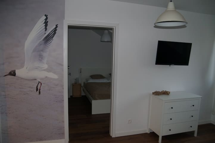 Niechorze/Rewal apartament ,luxury apartment , - Niechorze - Lägenhet