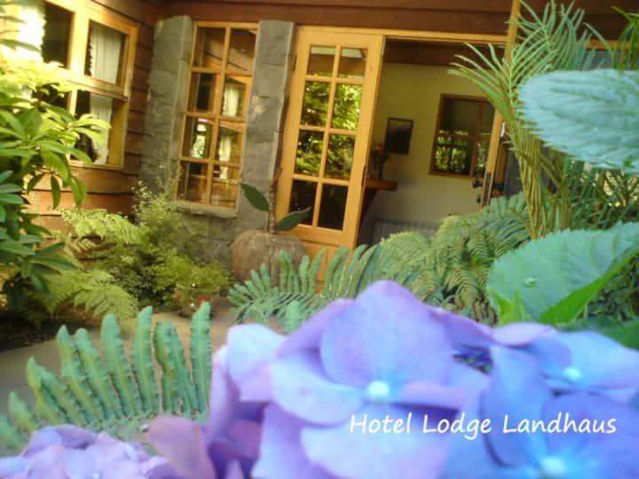 Lodge Landhaus Pucon - Nachhaltig geniessen