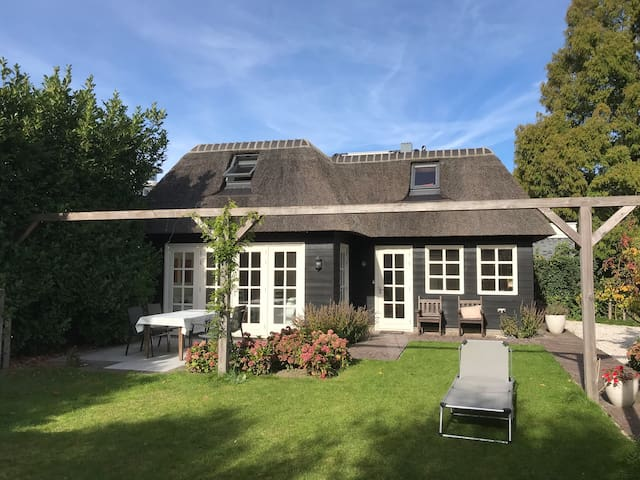 Cottage in Utrecht, 30 mins from Amsterdam centre.