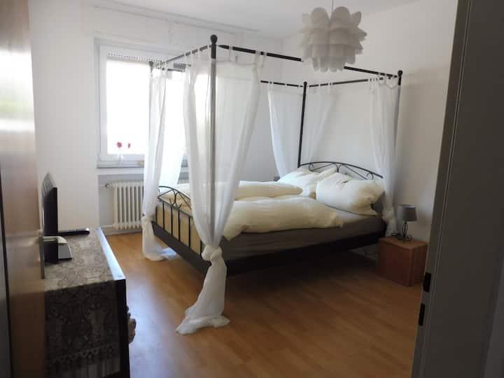 2 Zimmer-Wohnung an der Mosel