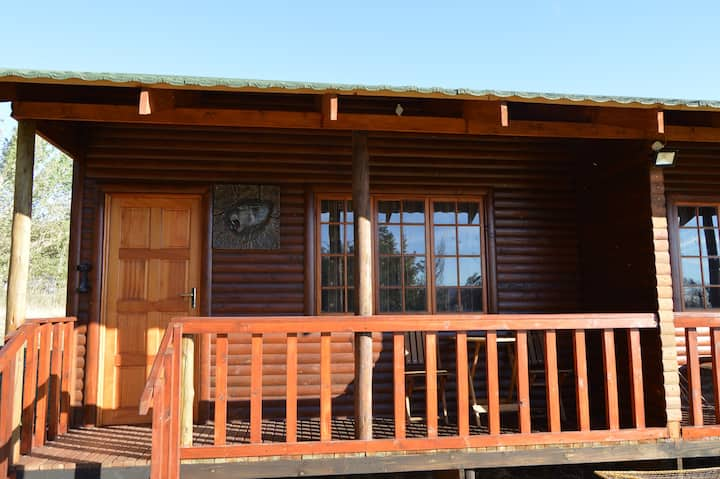 Millers Wood Cabins Leopard unit 5
