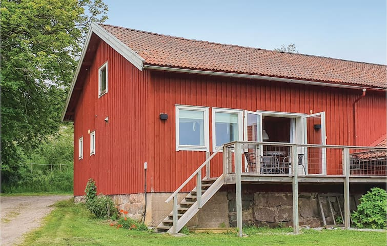 Holiday apartment with 2 bedrooms on 50m² in Svanesund