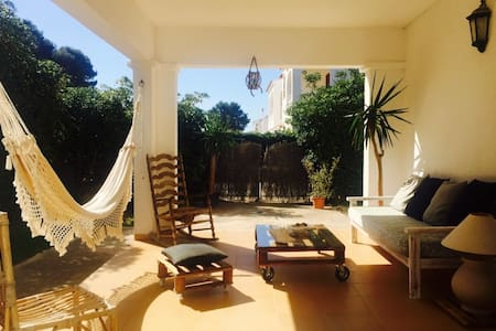 Acogedora habitación junto al mar. - Ciutadella de Menorca - 獨棟