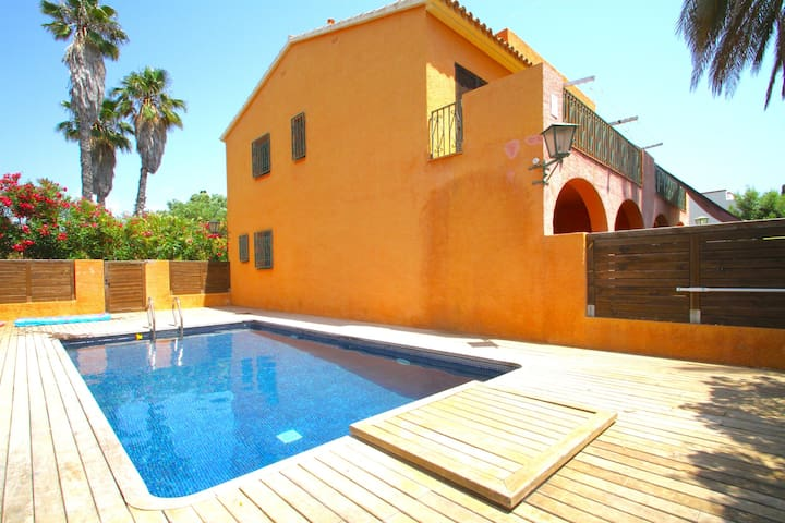 Beautiful house, perfect for a pleasant stay - Mont-roig Bahia - Дом