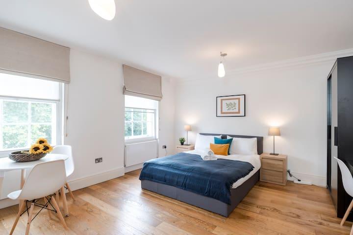 Baker Street/Regent's Park/Marylebone Studio Apart