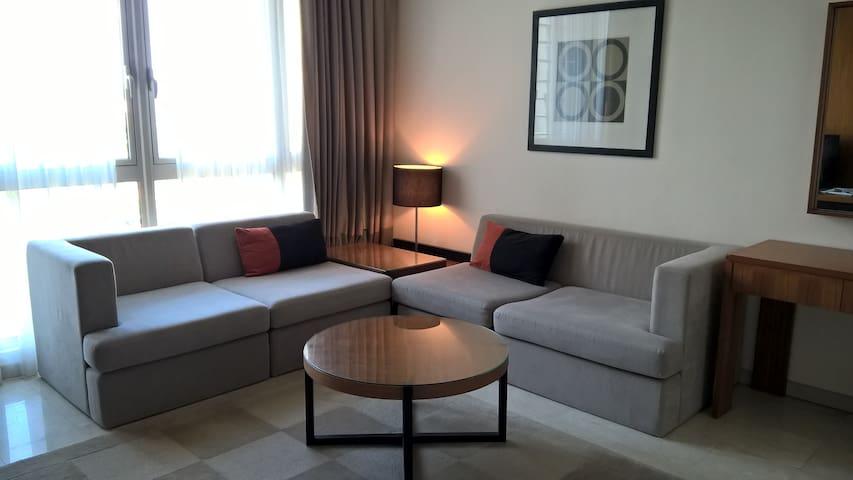 Serviced Apartment near KLCC - Kuala Lumpur