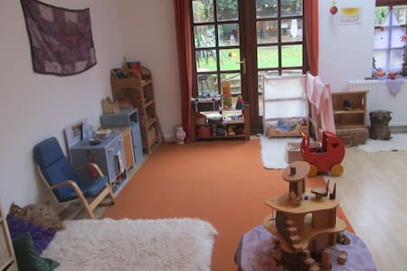 Child friendly home for cats lovers - Kings Langley - Casa