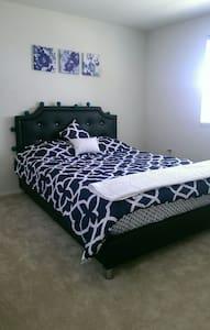 Cozy bedroom in North Bethesda - North Bethesda - Apartment