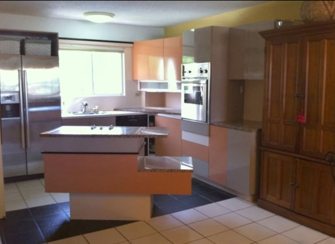 Our designer kitchen which you may use.