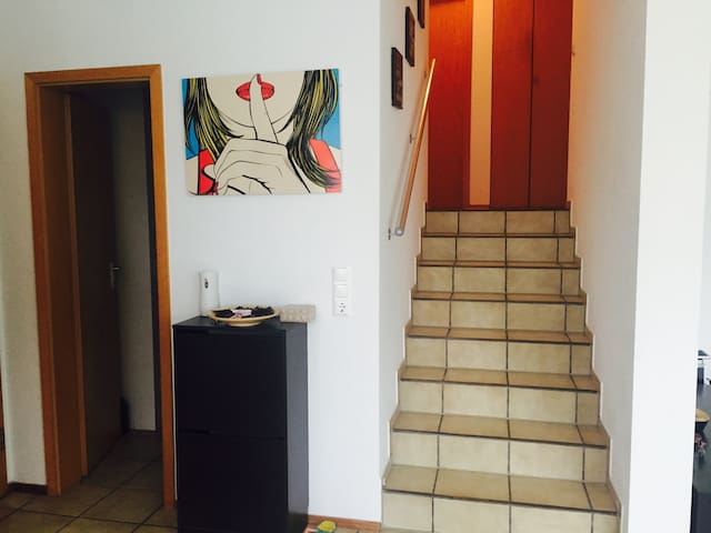 Comfy apartment close to Cologne Fair/Airport - Rösrath