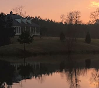 Peace in the COUNTRY - Saint Francisville - Casa