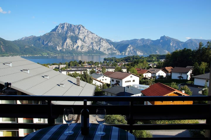 Apartment Im Hocheck - lake view & privat parking